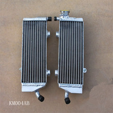 Aluminum alloy radiator For KTM 250 SXF/SX-F 2007-2012 2008 2009 2010 2011