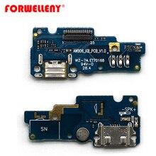 Для Asus Zenfone Go ZC500TG USB зарядное устройство порт зарядки PCB нижняя доска схемы с микрофоном