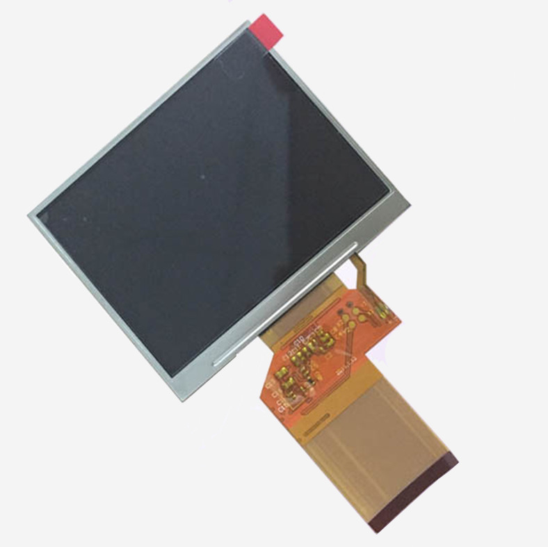 3.5 inch HD TFT for LQ035NC111 LQ035NC121 for  WS-6906 WS 6906 Satellite Finder LCD Screen panel (without touch) thumbnail
