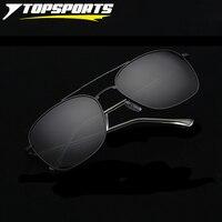 Topsports 금속 선글라스 남자 편광 된 사이클링 안경 proteccion ciclismo 남자 brille