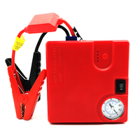 Car Jump Starter Inflatable Pump 16800mAh Emergency Starting Device Car Air Pump 12V Car Battery Booster Charger Auto Jumper