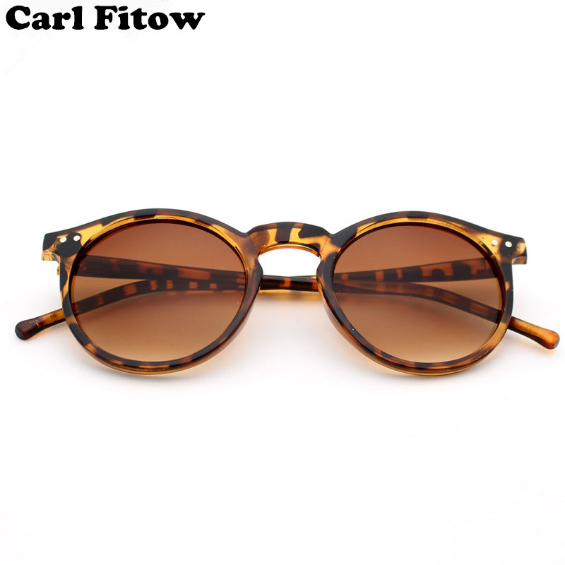 New Fashion Trend Round Sunglasses Women Multicolour Frame New Mercury Mirror Lens Glasses Men Coating Round Sunglasses Men