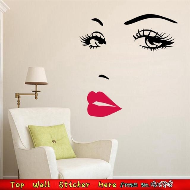 Muurschildering Poster Voor Meisjes Slaapkamer Decor