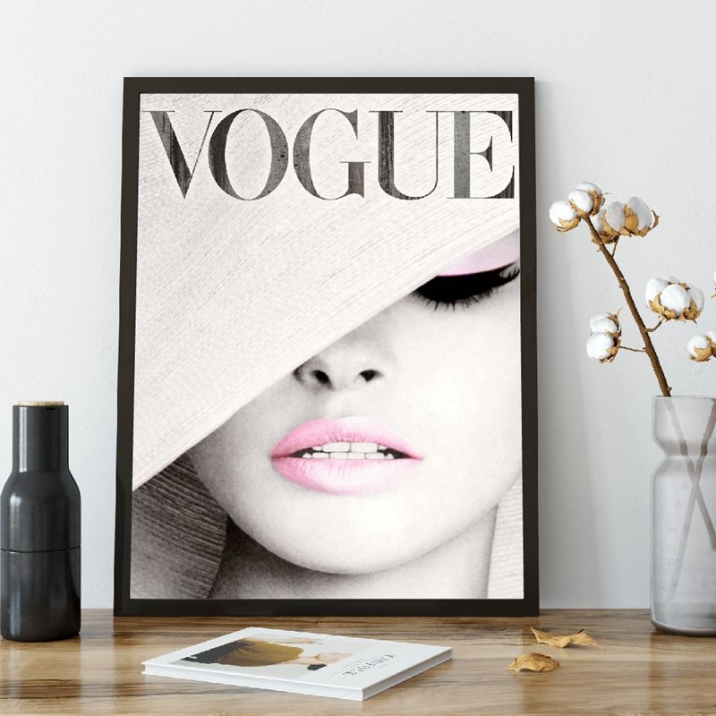 Vogue Canvas Prints
