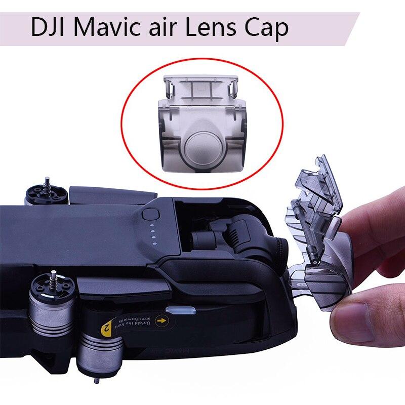 Dji Mavic Air Drone Cámara Lente Cubierta Tapa Protector Filtro Protector Estabilizador A Prueba De Polvo Snap On Cap Para Dji Tapa De Aire Mavic Una Amplia SeleccióN De Colores Y DiseñOs