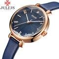 2016 New Watches Women Fashion Julius Brand Wrist Watches Casual Bracelet Quartz Watch Women Dress Clock Montre Femme Relogio