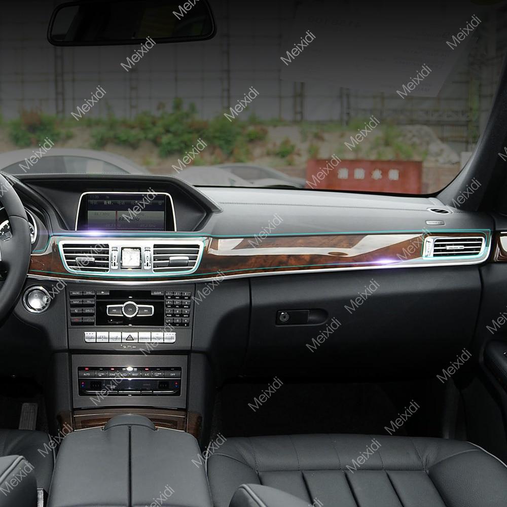 Car styling car interior center console panel tpu - Automotive interior protective film ...