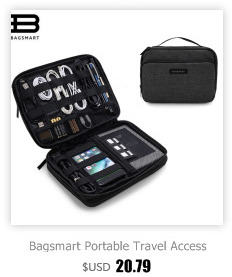 Electronic Accessories Travel Bag Initial Name Letter K USB Flash Drive Case Bag Wallet SD Memory Cards Cable Organizer