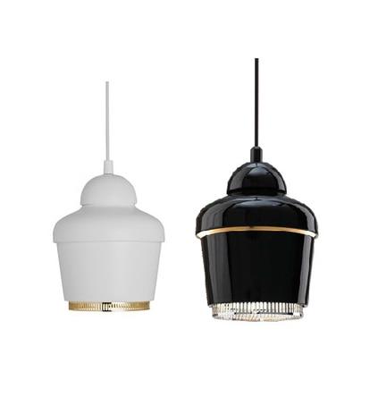 Nuevo Europa Led AC 90 V-260 V 40 W de aluminio colgante iluminación E27 colgante de la lámpara para comedor
