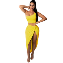 large size womens 2 piece set autumn dress sleeveless beach ladies bohemian style sexy shoulder
