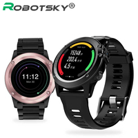 H1 Bluetooth Smart Watch Wifi 3G Smartwatch Support SIM Card Android 4.4 Waterproof For iPhone Smartwatch Men Wearable Devices