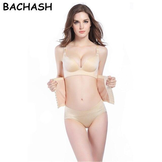 6cf5d4ad337 BACHASH Women Waist Trainer Belt Corset for Weight Loss Slimming Belt Body  Shaper Electric Modeling Strap Slim Shapewear
