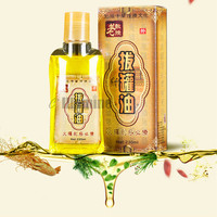 230ml China Traditional Cupping Scraping Theropy Natural Herbal Oil Maasage Relief Anti Inflammation and Analgesia