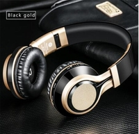 Wireless Headphones Bluetooth Over Ear Headphone With Microphone Support TF Card Gaming Headset Earphones For PC Mobile pho