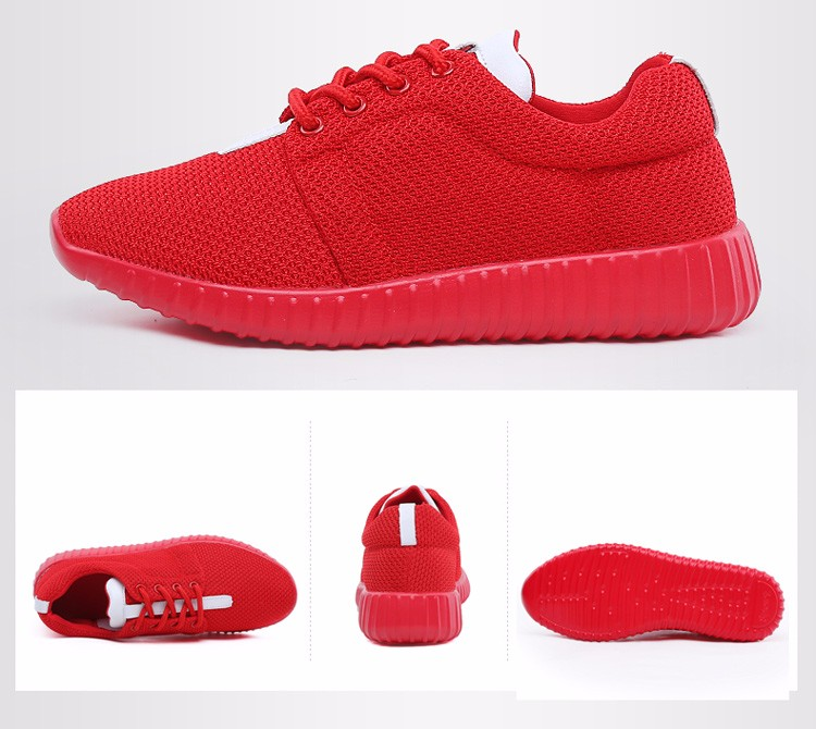 Super Soft Women Trainers Breathable Runner Shoes 2017 Spring Sport Women Casual Shoes Zapatillas Deportivas Fashion Shoes ZD11 (44)