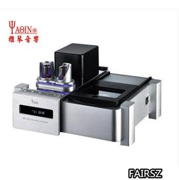 bilder für Yaqin SD-35A 6N8P Top Loading Ventil Vakuumröhre CD-Player 32A 120 v-240 V Hallo-End power stereo audio hifi HDCD CD-Player 110 ~ 240 V