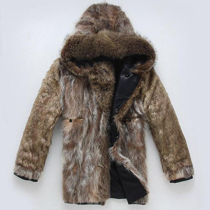 winter 2018 new men Korean version fashion PU leather jacket fashion warm coat cheap wholesale