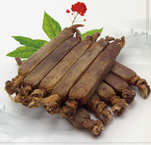 Dired Korean ginseng without sugar,  6 Years Changbai Mountain Enhance Immunity Herb Red Ginseng root