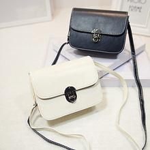 Free shipping, 2017 new han edition women bag, retro trend handbags, fashionable shoulder women messenger bags