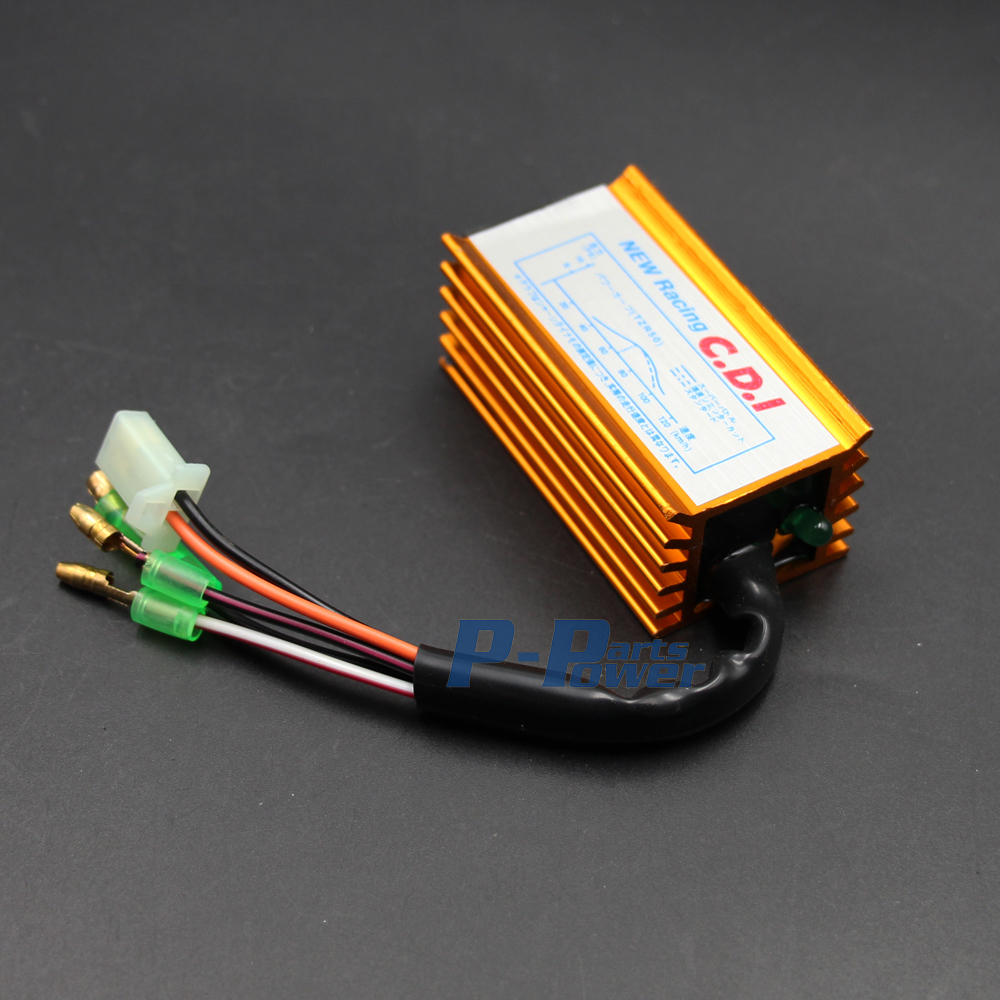 New 50 70 90 110cc 125cc Wire Harness Wiring Electrical Circuit Performance Racing Cdi 50cc 70cc 2 Stroke Atv Dirt Rhaliexpress