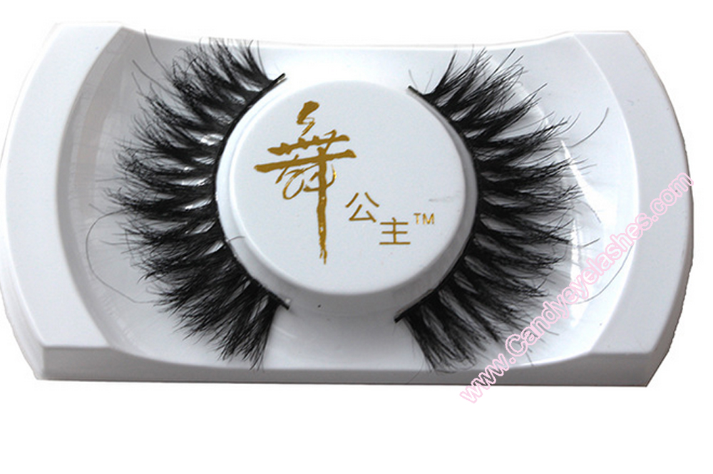 Horse Hair Eyelashes natural style horse fur lashes makeup soft band Handmade Real Luxurious Natural Horse Hair thick eyelashes
