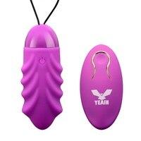 NEW Tím Hồng và Phí USB Không Thấm Nước Xách Tay Không Dây Rung Điều Khiển Từ Xa Vibrating Jump Trứng Đồ Chơi Tình Dục cho Phụ N