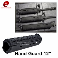Element MP Rifle Rail Hand Guard 12 inch For M16 series Rail Cover Gun Accessory EX277