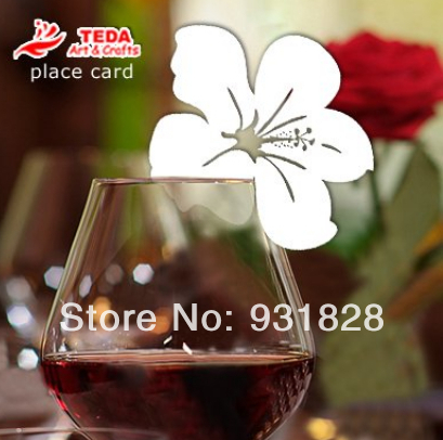 Aliexpress Buy Cheap Wine Glass Markers Place Card Escort