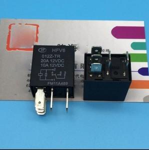 Image 1 - חדש רכב אוטומטי ממסר HFV6 012Z TR HFV6 012Z TR 20A 12VDC 5PIN