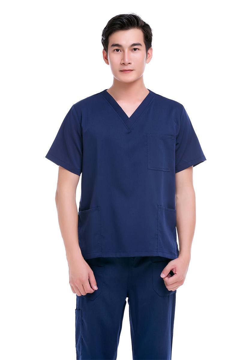 2017 Top Fashion Lab Coat Jalecos Men 39 S Hospital Medical