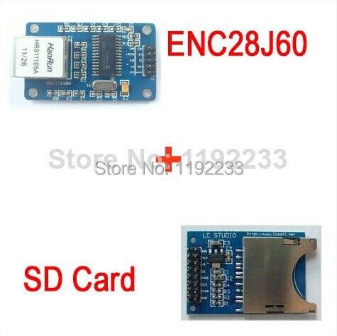 ENC28J60 Ethernet LAN Network font b Module b font Schematic For font b Arduino b font