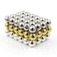 50 個の球状磁気クラスプマグネットバックルのためにネックレスブレスレットdiyのジュエリー所見
