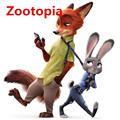 2 Style 22cm/33cm Movie Zootopia the rabbit Judy Hopps Nick Wilde police women cute Zootropolis plush soft doll For Kids Toys