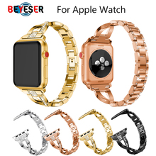 Band For Apple watch Serie  5 4 3 2 1 Bracelet adapters Strap watchband Watch strap for apple 38mm 40mm 42mm 44mm