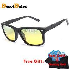 Men Glasses Drivers Night Vision Goggles Anti-Glare glasses Women Polarized Driving Sunglasses Day gafas oculos de sol