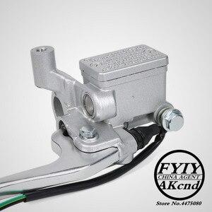 Image 5 - Frein universel de maître cylindre dembrayage hydraulique de moto pour yamaha smax/aerox155/bws/CYGNUS X/nmax/msx 125/155/150/