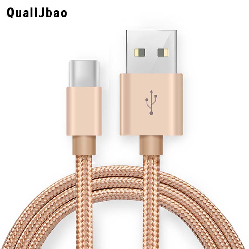 USB Type C Cable for Oneplus 5 USB Cable to Type-C Charge Data Sync Cable for Samsung S8 S9 Plus Note 8 Huawei P10 USB-C