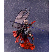 30CM Alter Fate Avenger Anime Figure Jeanne D Arc Alter Action Figure Standing Posture Ver Sexy Girl Doll with Box F300
