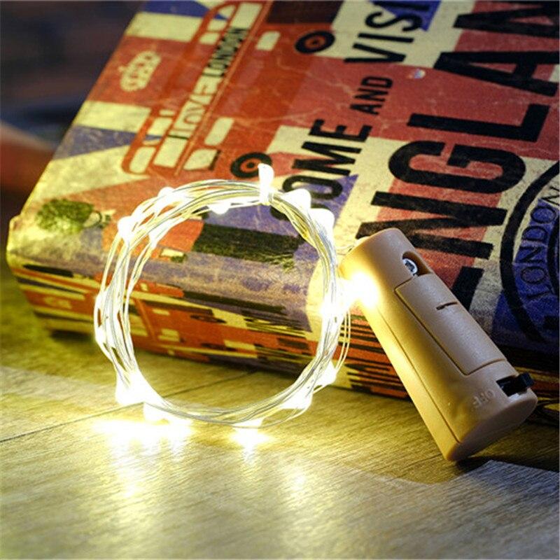 Iluminação da Novidade forma de cortiça rolha de Material : Abs + Copper + Plastic