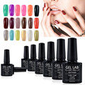 GEL LAB 10ml New Style Nail Lacquer Gel Polish Manicure Top Base Coat  All 177 Colors in Stock 1579-1884