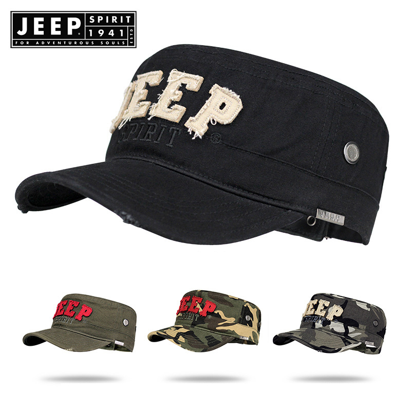 JEEP SPIRIT   Baseball     Caps   Men Summer   Caps   Unisex Letter Adjustable Outdoor   Cap   Hat Hip Hop Men's   Baseball     Cap   gorras para hombre