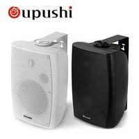 홈 시어터 sytsem 검정색 배경 스피커 2-way in wall speaker