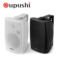 Home theater Sytsem Zwarte achtergrond Speaker 2-Way In Muur Speaker