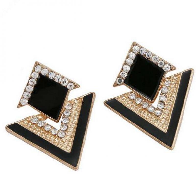 Big Black Earrings For Women Cute Gold Men Pokemon Acrylic Fashion Jewelry Earrings India Bohemian Earing Stud Earrings Brincos
