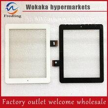8 pulgadas de pantalla táctil, 100% Nuevo para Explay Surfer 8.31 3G panel táctil, Tablet PC de panel táctil digitalizador 080092-03A-V1 F0603X