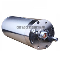 CNC Metal Engraving Machine Spindle Motor 4kw D110mm Constant Torque Water Cooled Spindle 24000rpm ER20