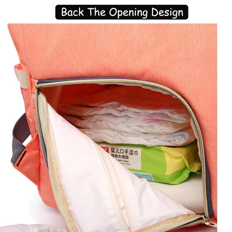 HTB1AyIsXOfrK1RjSspbq6A4pFXan 23 Colors Fashion Mummy Maternity Nappy Bag Large Capacity Baby Diaper Bag Travel Backpack Designer Nursing Bag for Baby Care