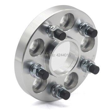 يناسب جيب جراند شيروكي 2 قطع 25 ملليمتر + 2 قطع 30 ملليمتر محور عجلات تتمحور الفواصل الإطارات محولات الحافات شفة 5x127 مركز تتحمل 71.6 ملليمتر