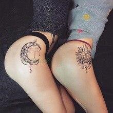 Wyprzedaż Moon Tattoo Galeria Kupuj W Niskich Cenach Moon