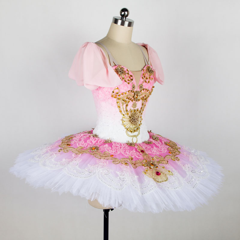 f178820e5 Adult Sugar Plum Fairy Pink Classical Ballet Tutu Ballerina Professional  Competition Dancewear Girls Stage Performance Costume-in Ballet from  Novelty ...